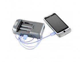 Univerzální nabíječka s USB