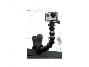 Upínací čelisti ACMPM-001 s flexibilním ramenem pro GoPro HERO