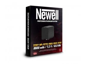 Baterie Sony L NP-F960/NP-F970/NP-F950/NP-F930 8600 mAh