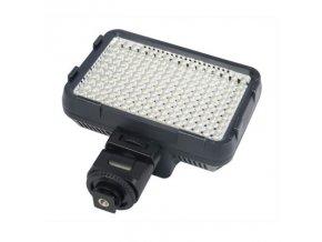 Kamerové video světlo LED-160-FT