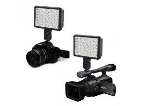 Přídavné světlo na kameru LED-192