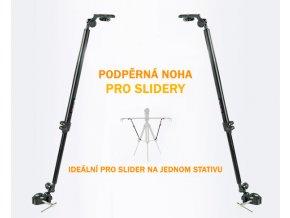 Podpěrná noha pro slider (1kus)