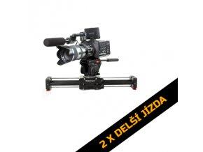 """Proaim Spark 17"""" (43cm) ultra přenosný slider, kamerová jízda"""