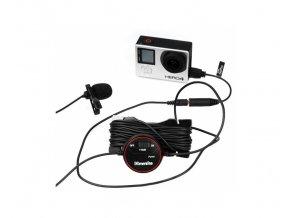 Klopový mikrofon pro GoPro COMMLITE CVM-V03GP