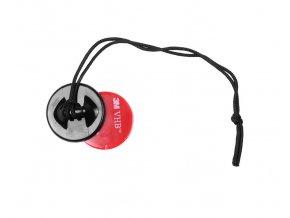 Bezpečnostní záchranný provaz pro sportovní kamery