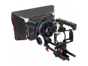filmcity dslm camera cage shoulder mount kit fc a6360 smk 1111