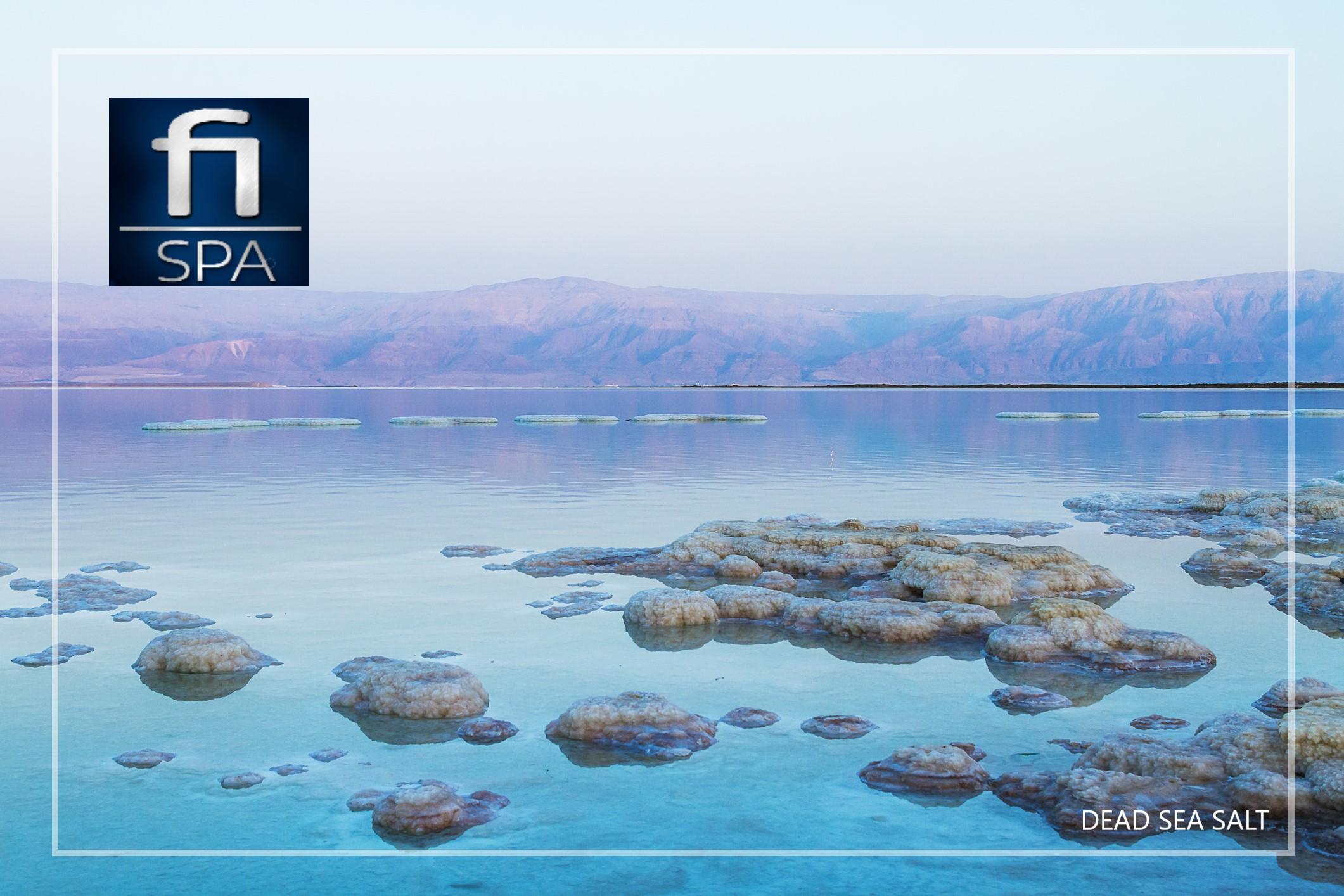 Originální minerální sůl z Mrtvého moře, Izrael