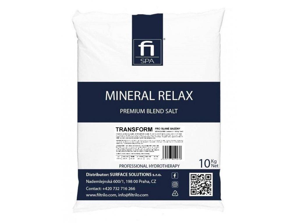obal mineral relax transform bazeny mineralní horcik