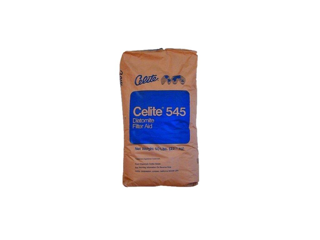 D.E. Celite 545 filtracni kremelina