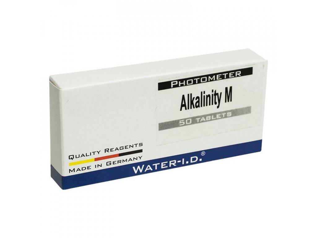 alkalinity m