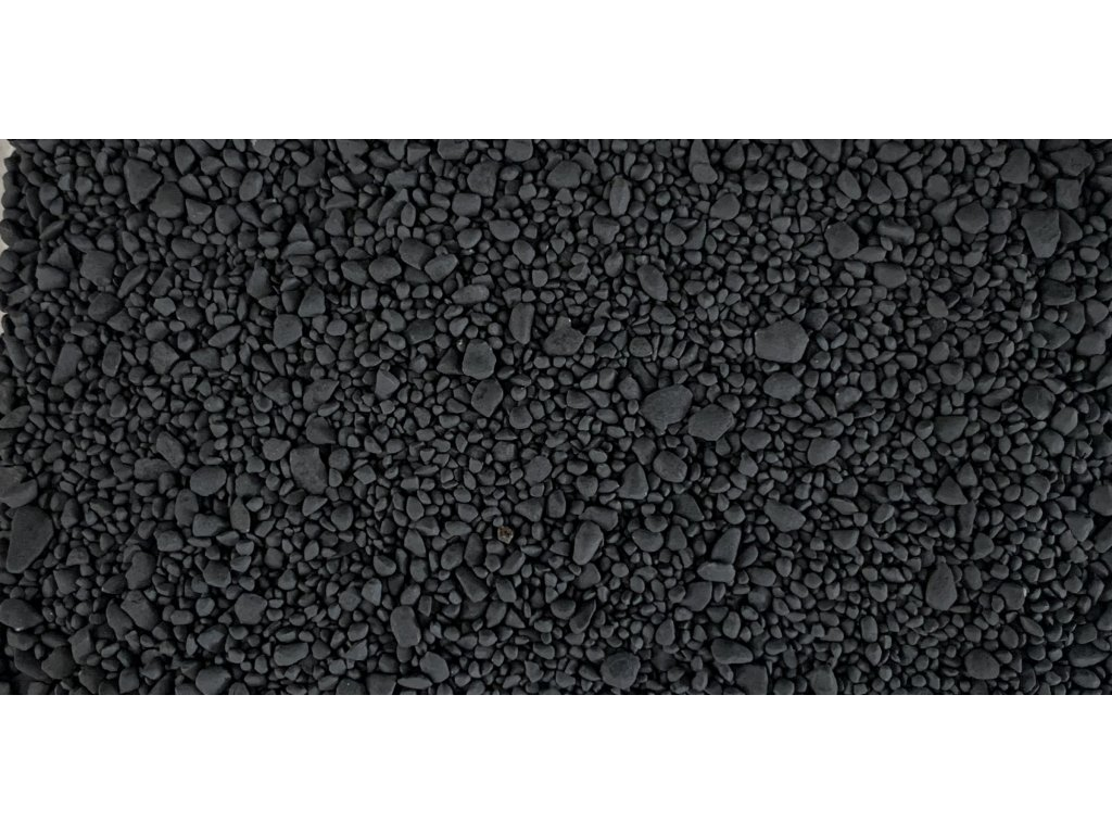 Hydrolit Mn filtrační materiál k odstranění manganu 2,0 - 5,0 mm