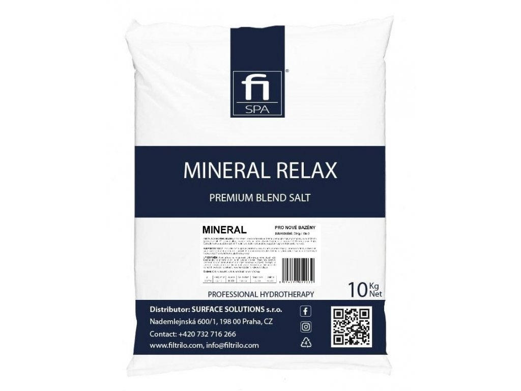 pytel mineral relax mineral 10Kg