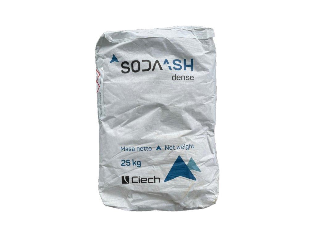 soda ash ph plus, uhličitan sodný Na2CO3, tvrdost vody