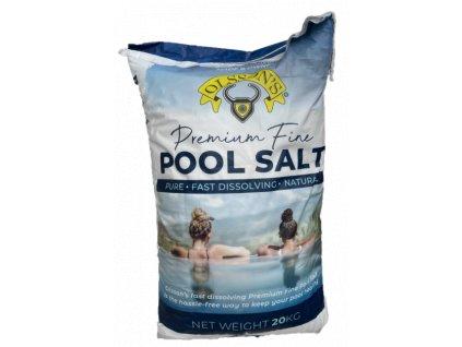 originalní australska bazenova sůl extra jemnáolssons