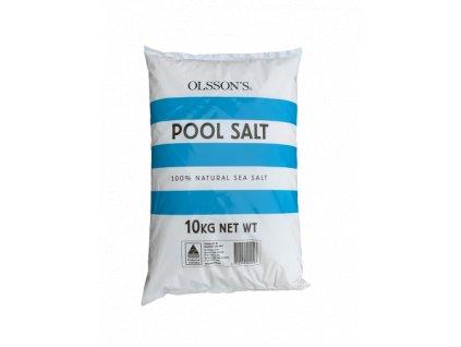 australská sůl bazény