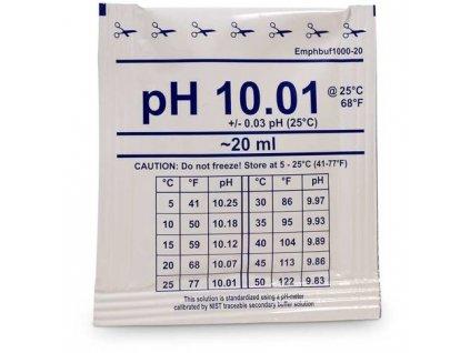 kalibrační pufr ph 10,01