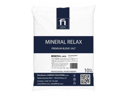 mineral relax mineral eco sůl pro bazény10Kg1
