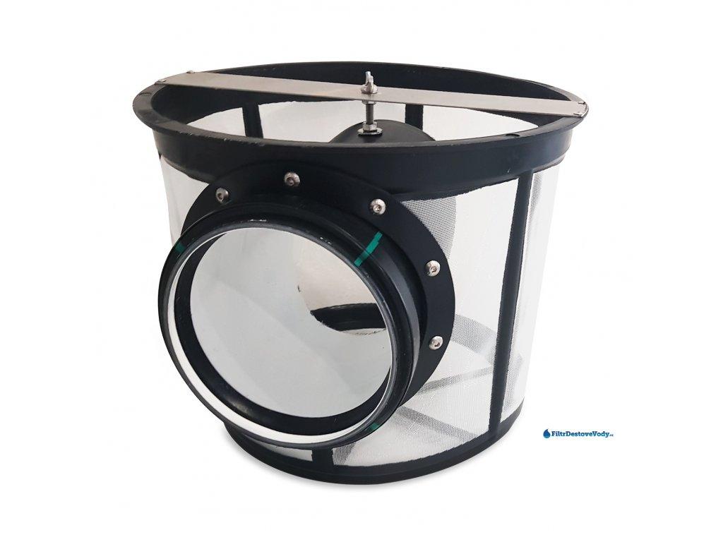 jemný košíkový filtr