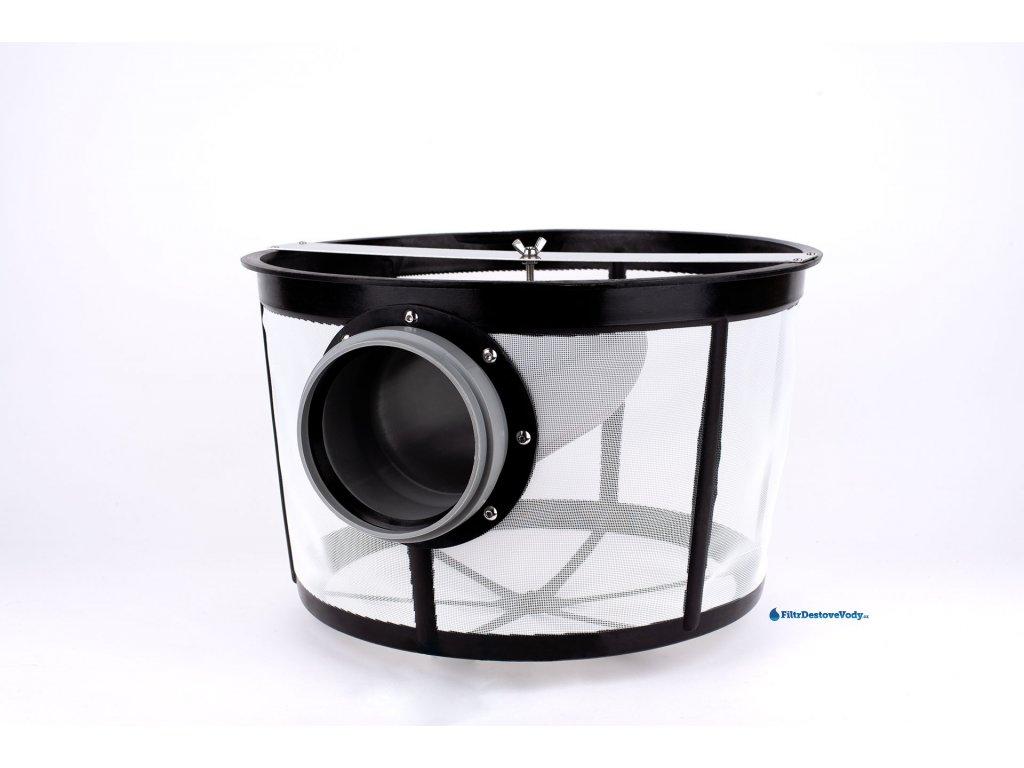filtr dešťové vody Clean MAXI DN110 2