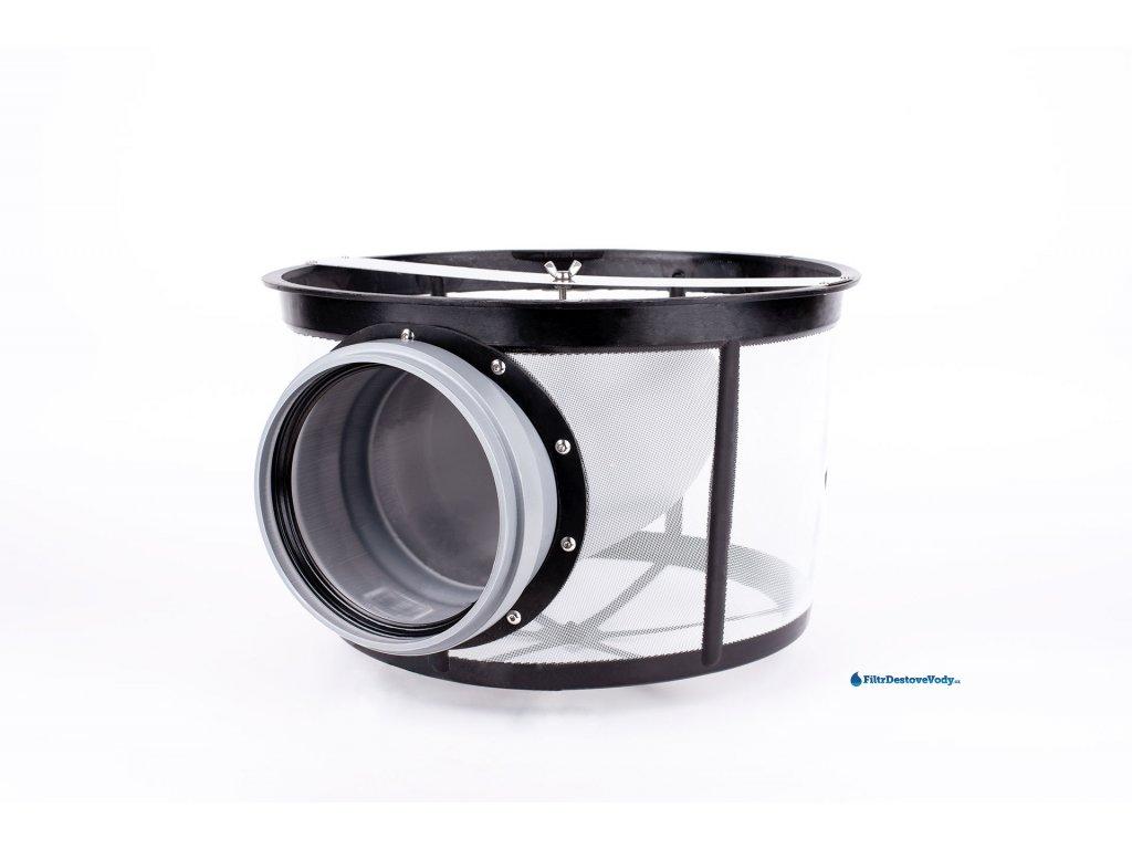 filtr dešťové vody Clean MAXI DN160 2