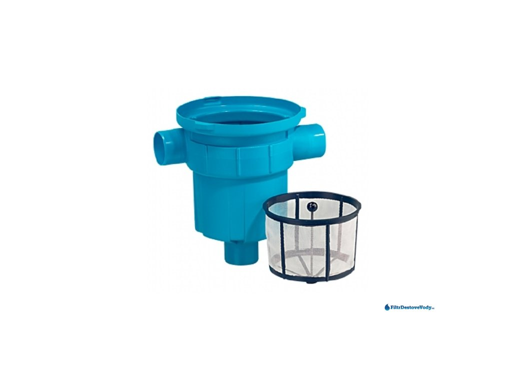 sběrný filtr na dešťovou vodu