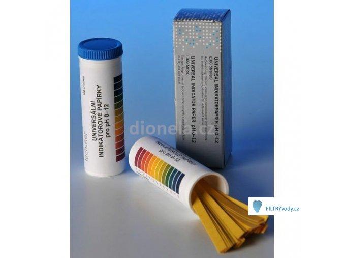 pH testy