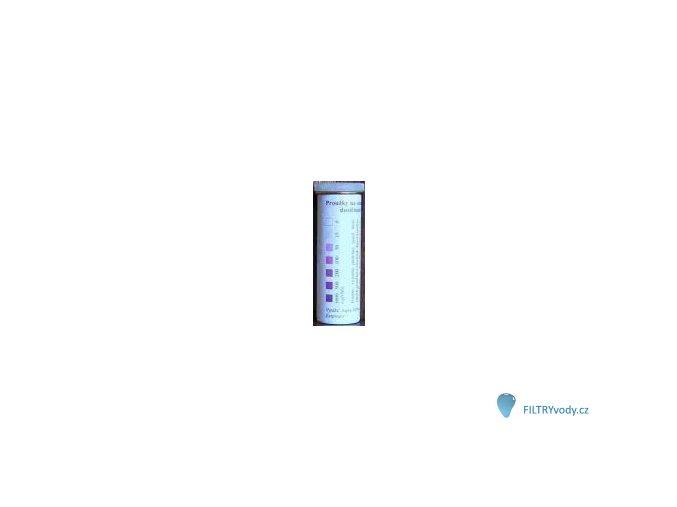 Testy na dusičnany N10