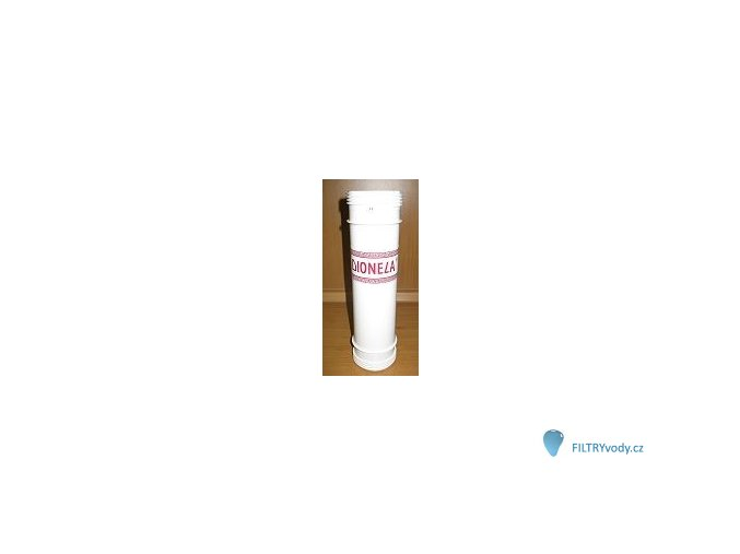 Výměna vložky pro filtr Dionela FTK3 na tvrdost vody