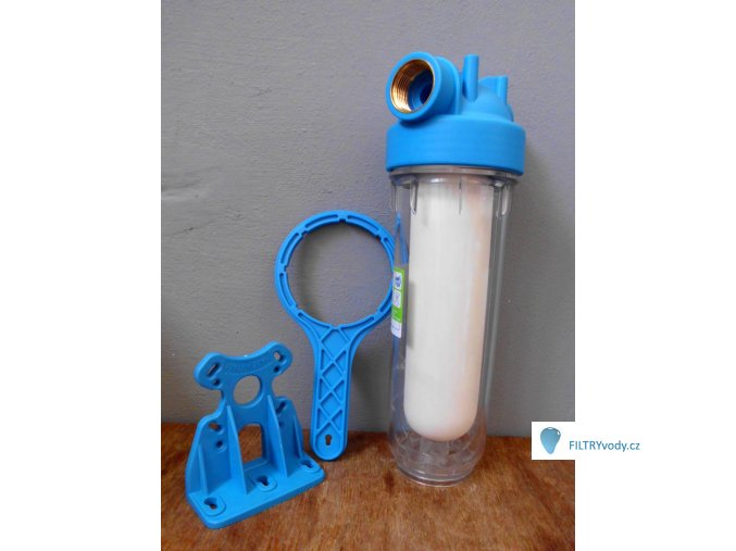 Filtr Atlas AB na bakterie, klíčem, držákem