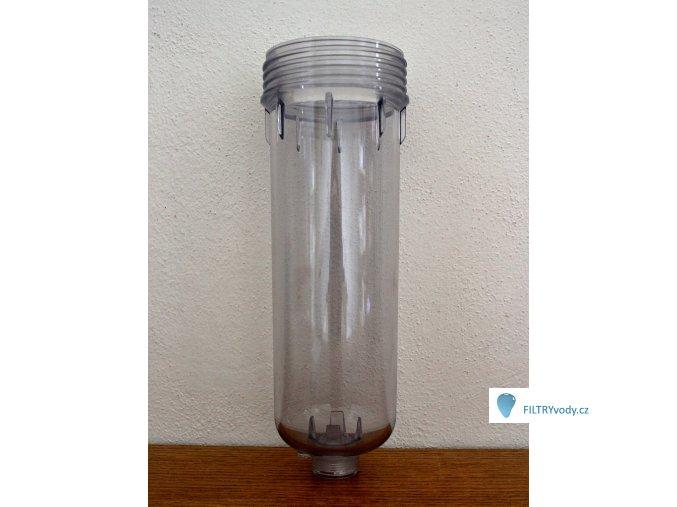 Náhradní nádoba pro filtr Atlas s vypouštěcím ventilem
