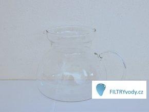 Náhradní skleněná konvice pro filtrační konvici Oasa