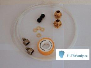 """Propojení filtru Atlas 3/4"""" a Dionela"""