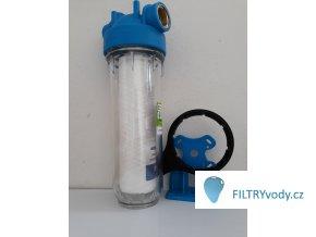 Filtr Atlas senior s vložkou FA 5mcr na jemný zákal a železitou vodu