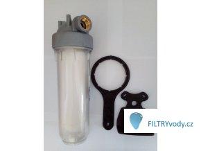 Filtr Atlas SANIC se stříbrem + AB na bakterie, pod dřez