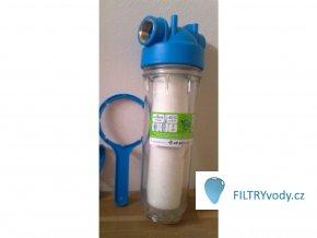 Filtr Atlas senior s velmi jemnou 1mcr vložkou před filtr na bakterie nebo před UV lampu