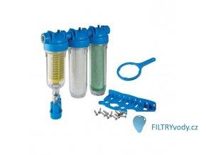 hydra trio rainmaster