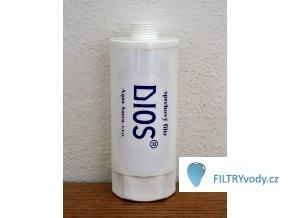 Sprchový filtr Dios bílý na chlor