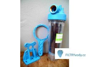 Filtr Atlas s uhlíkovou vložkou LA, klíčem, držákem
