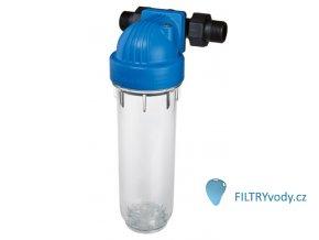 Filtr Atlas DP DS senior na vodorovné i svislé potrubí