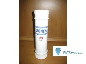 Výměna vložky do filtru Dionela FAM1 vždy po dvou letech