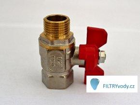 Vypouštěcí ventil k filtru Atlas