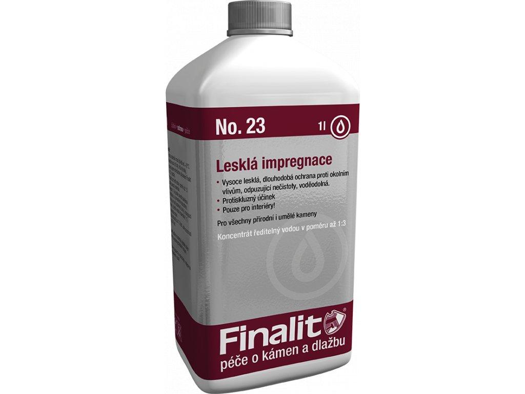 Plastikflasche1L CZ No23 2020