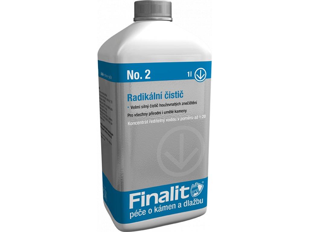 Plastikflasche1L CZ No2 2020