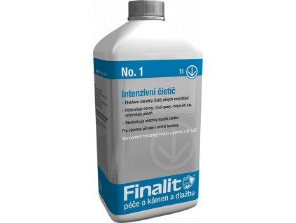 Plastikflasche1L CZ No1 2020