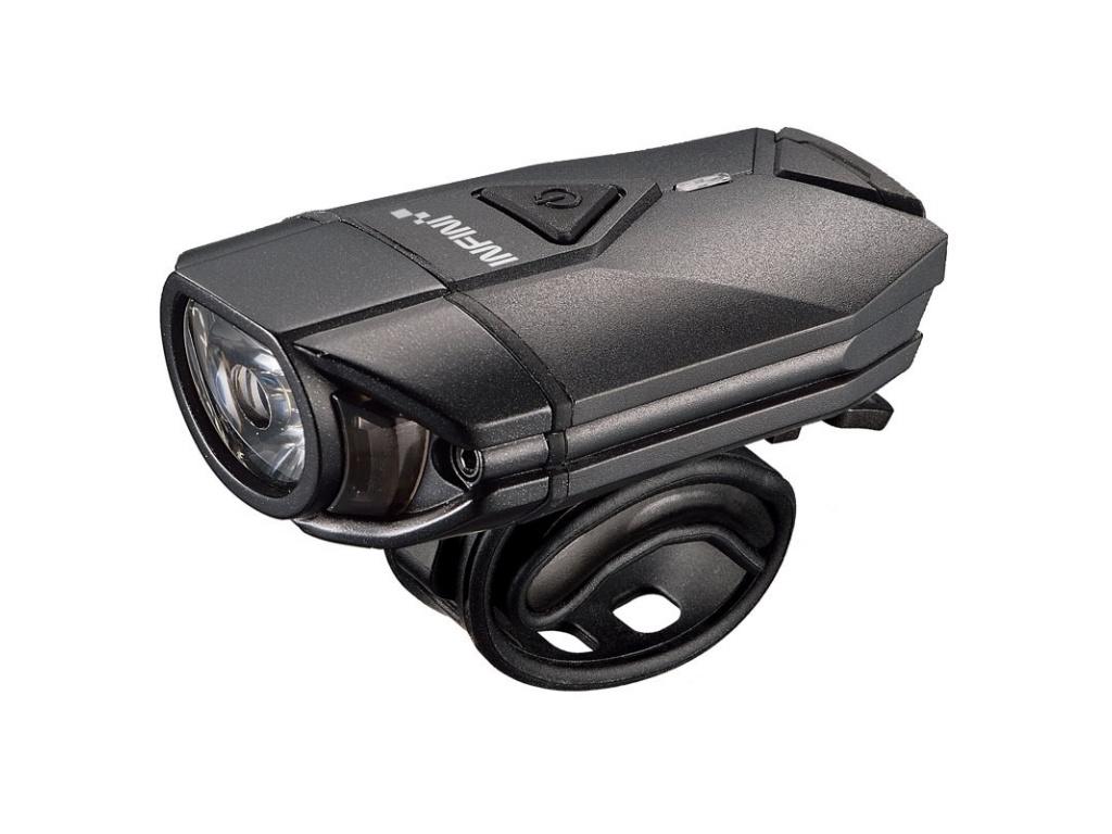 Přední světlo Infini Super Lava 300lm, Black