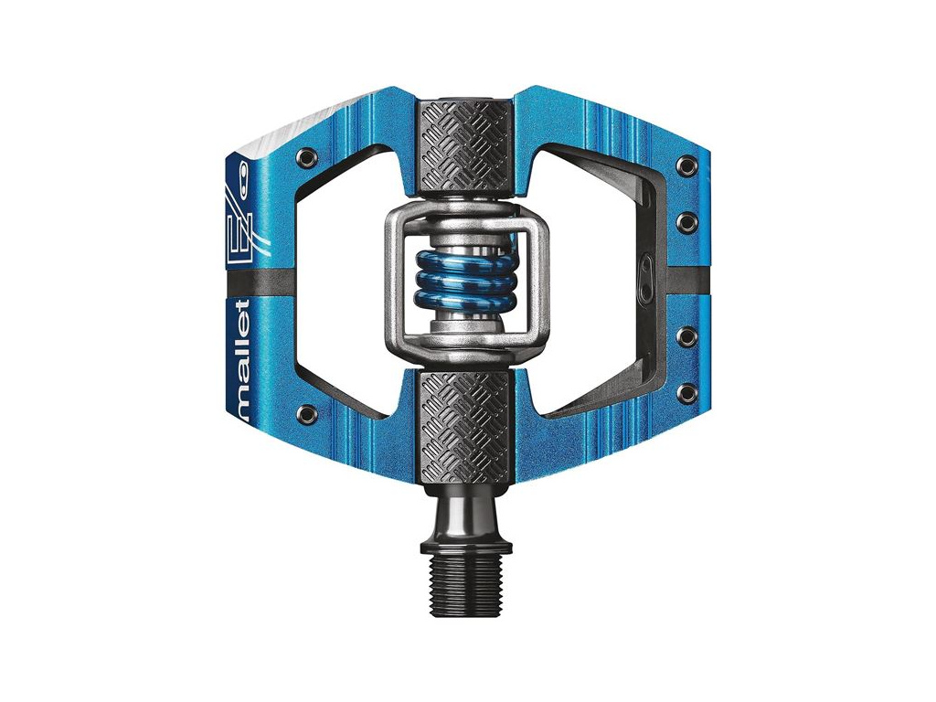 Pedály Crankbrothers Mallet Enduro, Light Blue