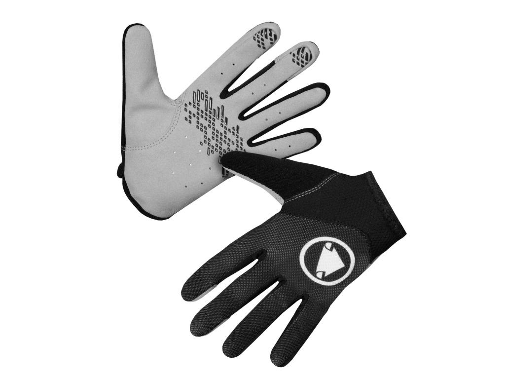 Dámské Endura rukavice Hummvee Lite Icon LTD, Černá