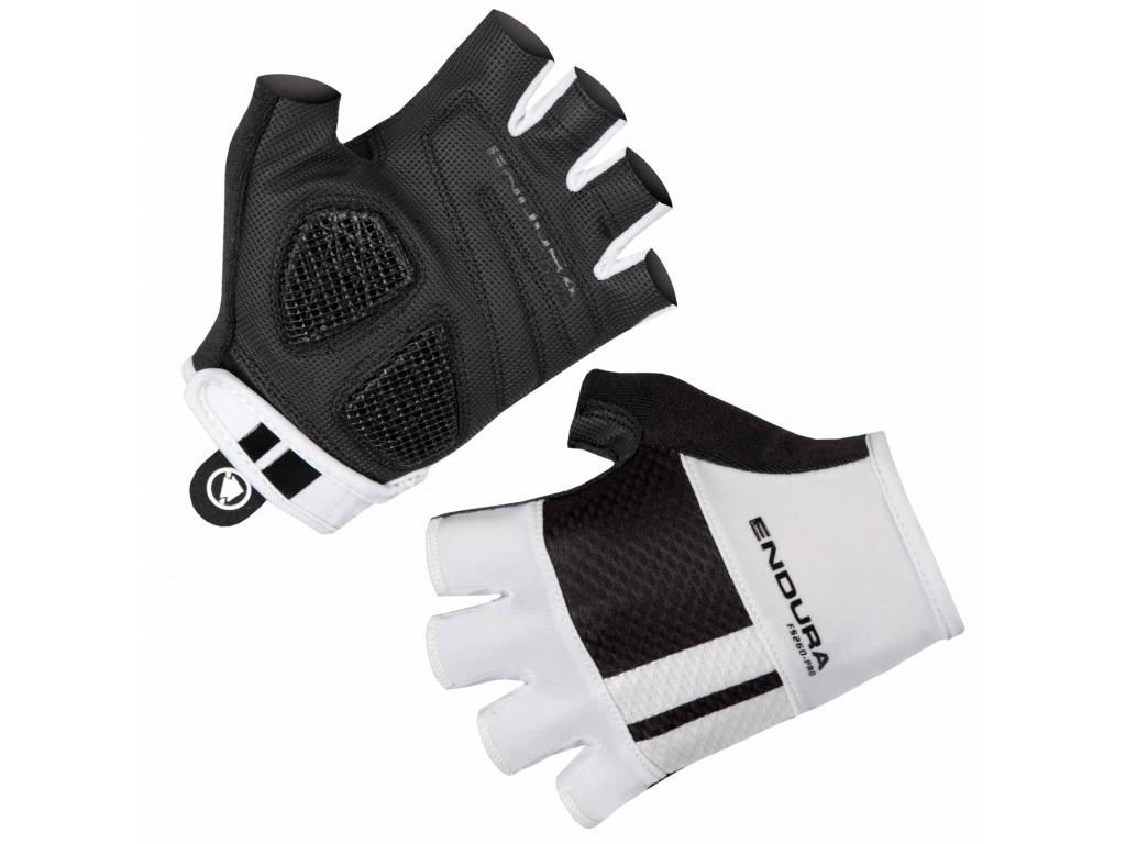 Endura Dámské rukavice FS260-Pro Aerogel II, Bílá