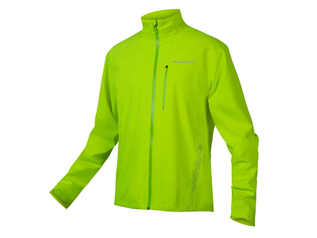 Vodě odolná bunda Endura Hummvee, Svítivě žlutá