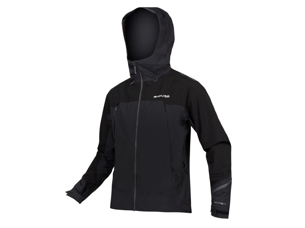 Vodě odolná bunda Endura MT500 II, Černá